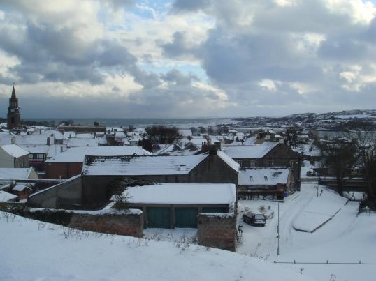 Snowy Berwick