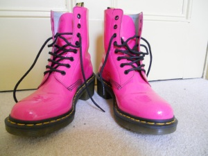 Who needs a pair of boots like this. Turns out I do - but only at half price!