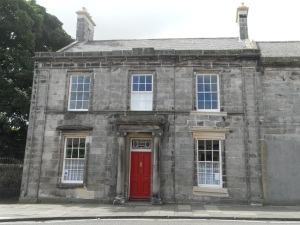 THI grants have enhanced the look of many buildings on Castlegate, Berwick. Including our own.