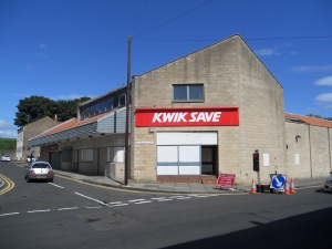 And Kwik Save - one that could do with a bit of tlc.