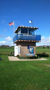 An example of community and what volunteers can achieve. Berwick's Coastwatch Tower.