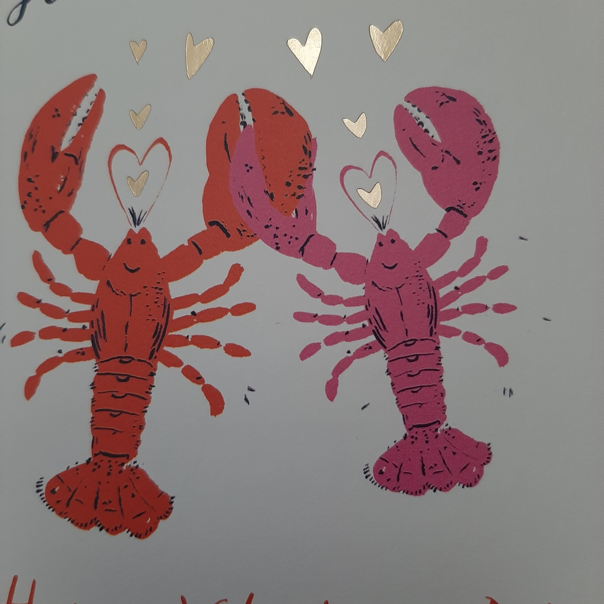Lobsters of Love: paint them, admire them, most of all, eat them!